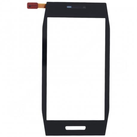 LG km900 arena Dotykové sklo pro mobilní telefon - černá + zprostředkování servisu v ČR
