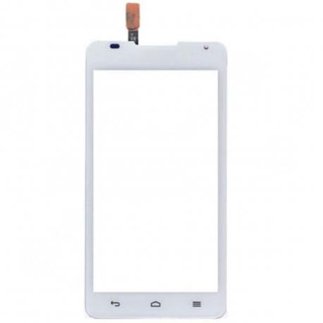 Huawei Ascend Y530 Dotykové sklo pro mobilní telefon - bílá + zprostředkování servisu v ČR