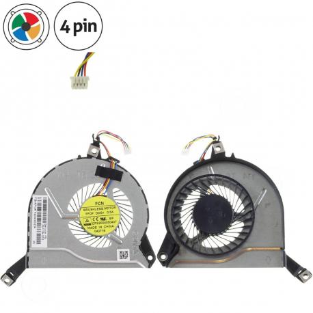 HP Pavilion 15-p054nc Ventilátor pro notebook - 4 piny + zprostředkování servisu v ČR