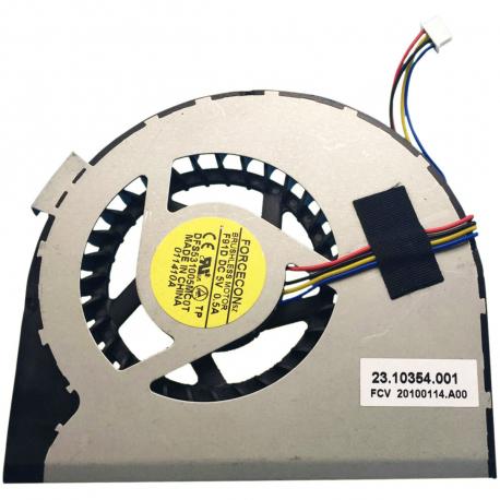 Medion Akoya A6214 Ventilátor pro notebook - 4 piny + zprostředkování servisu v ČR