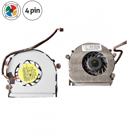 FCN4PZN6FATP00 Ventilátor pro All In One PC - 4 piny 3 šroubky + zprostředkování servisu v ČR