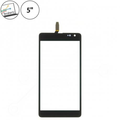 Microsoft Lumia 535 Dotykové sklo pro mobilní telefon - 5 černá + zprostředkování servisu v ČR
