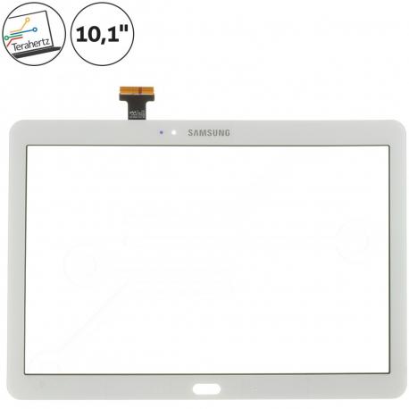 Samsung Galaxy Note 10.1 2014 Edition Dotykové sklo pro tablet - 2014 10,1 bílá + zprostředkování servisu v ČR