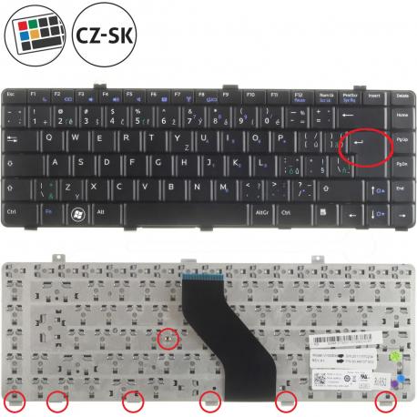 Dell Vostro V130 Klávesnice pro notebook - CZ / SK + zprostředkování servisu v ČR