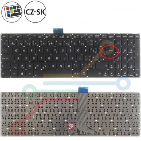 Asus X555LN Klávesnice pro notebook - CZ / SK + doprava zdarma + zprostředkování servisu v ČR