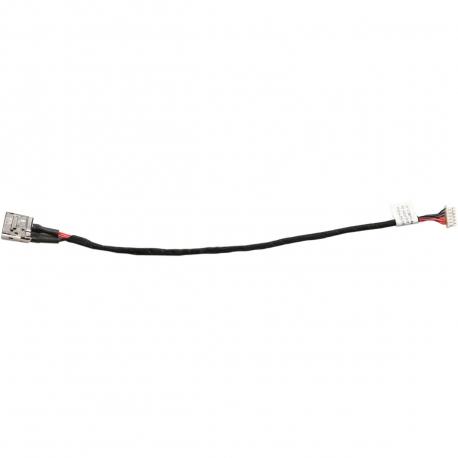 Lenovo B560 Napájecí konektor - dc jack pro notebook - 5 pinů s připojovacím kabelem + zprostředkování servisu v ČR