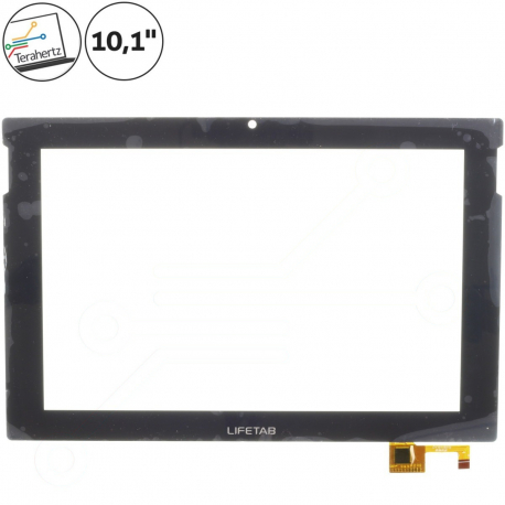 MD98811 Dotykové sklo pro tablet - 10,1 černá + doprava zdarma + zprostředkování servisu v ČR