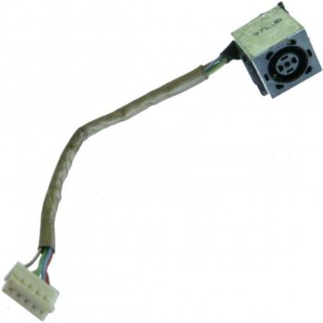 Dell Vostro 1220 Napájecí konektor - dc jack pro notebook - 5 pinů s připojovacím kabelem + zprostředkování servisu v ČR