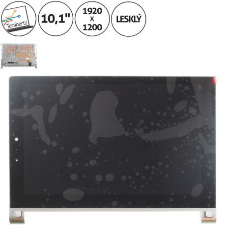 Lenovo Yoga Tablet 2 1050F Displej s dotykovým sklem a rámečkem pro tablet + doprava zdarma + zprostředkování servisu v ČR