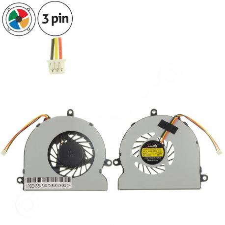 Dell Inspiron 15 3521 Ventilátor pro notebook - 3 piny metalic / plastic 3 díry na šroubky + zprostředkování servisu v ČR