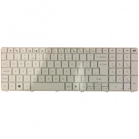 Acer eMachines E640G Klávesnice pro notebook - anglická - UK + zprostředkování servisu v ČR