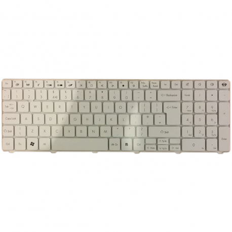 Acer Aspire 5536 Klávesnice pro notebook - anglická - UK + zprostředkování servisu v ČR