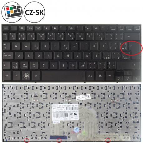 HP Mini 5101 Klávesnice pro notebook - CZ / SK + zprostředkování servisu v ČR