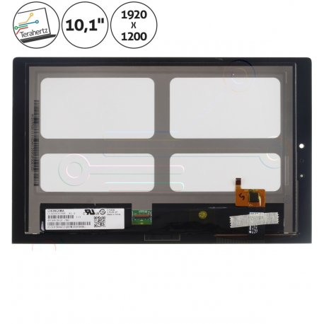 Lenovo Yoga Tablet 2 1050F Displej s dotykovým sklem pro tablet + doprava zdarma + zprostředkování servisu v ČR