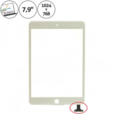Apple iPad mini A1454 Dotykové sklo pro tablet - bílá + zprostředkování servisu v ČR