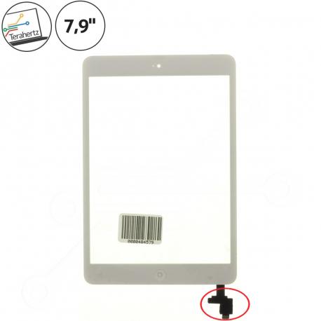 Apple iPad mini A1432 Dotykové sklo pro tablet - bílá + zprostředkování servisu v ČR