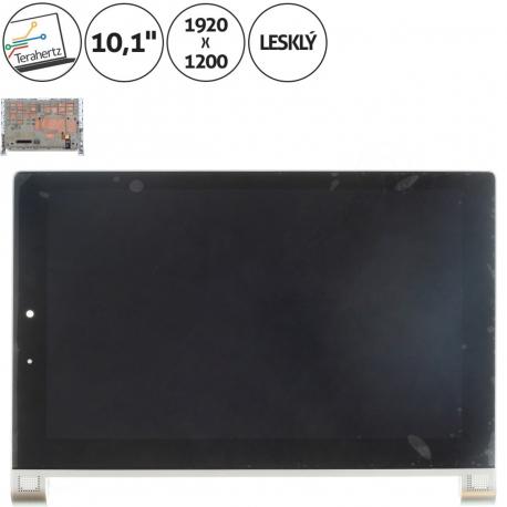 Lenovo Yoga Tablet 2 1050 Displej s dotykovým sklem a rámečkem pro tablet + doprava zdarma + zprostředkování servisu v ČR