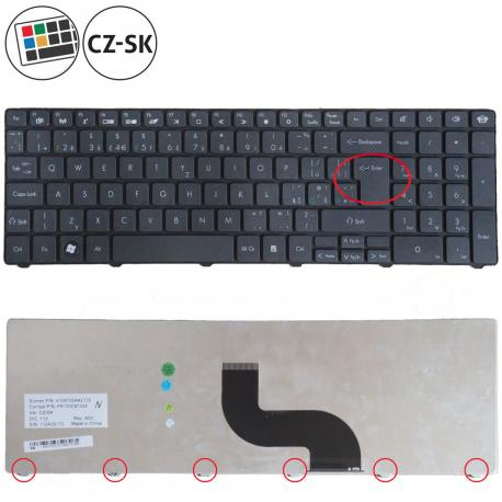 Packard Bell EasyNote TE11-HC Klávesnice pro notebook - CZ / SK + zprostředkování servisu v ČR
