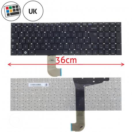 Samsung NP-QX510 Klávesnice pro notebook - anglická - UK + zprostředkování servisu v ČR