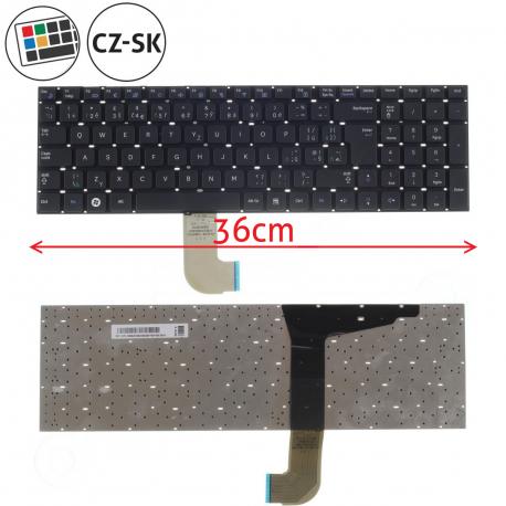 Samsung NP-QX510 Klávesnice pro notebook - CZ / SK + doprava zdarma + zprostředkování servisu v ČR