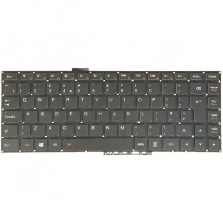Lenovo IdeaPad Yoga 700-14ISK Klávesnice pro notebook - anglická - UK + zprostředkování servisu v ČR