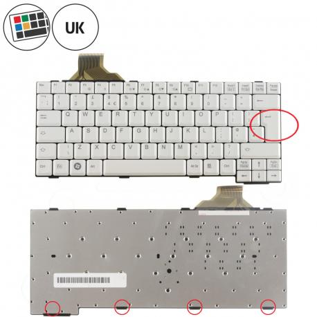 Fujitsu Siemens LIFEBOOK E780 Klávesnice pro notebook - anglická - UK + doprava zdarma + zprostředkování servisu v ČR