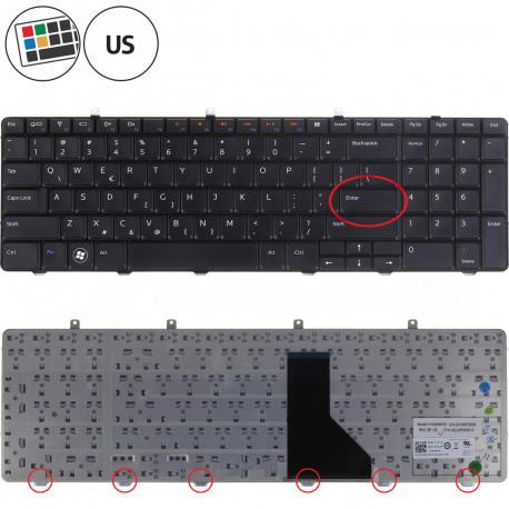 0C763D Klávesnice pro notebook - americká - US + zprostředkování servisu v ČR
