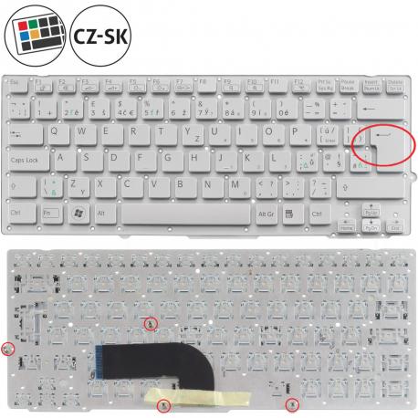 Sony Vaio VPCSA2Z9E Klávesnice pro notebook - CZ / SK + doprava zdarma + zprostředkování servisu v ČR