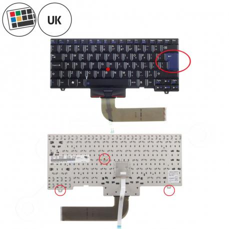 Lenovo ThinkPad L512 Klávesnice pro notebook - anglická - UK + doprava zdarma + zprostředkování servisu v ČR