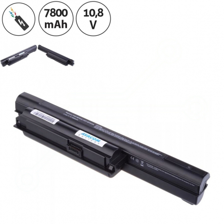 Sony Vaio VPC-EA22EN/WI Baterie pro notebook - 7800mAh 9 článků + doprava zdarma + zprostředkování servisu v ČR