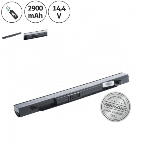 Asus X550LD Baterie pro notebook - 2900mAh 4 články + doprava zdarma + zprostředkování servisu v ČR