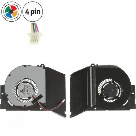 Asus U36JC Ventilátor pro notebook - 4 piny vrtule je uvnitř 3 díry na šroubky + zprostředkování servisu v ČR