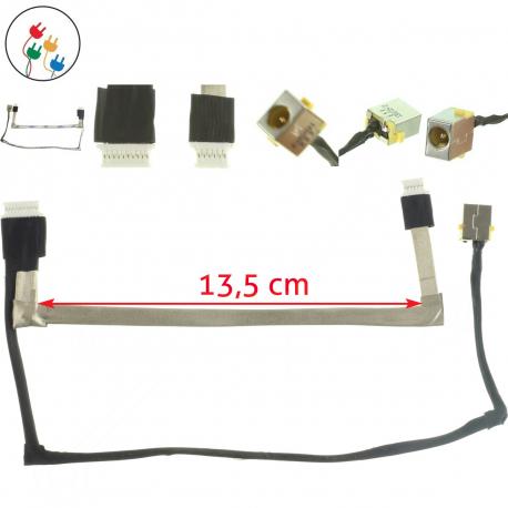 Acer Aspire S3-391 Napájecí konektor pro notebook - s připojovacím kabelem + zprostředkování servisu v ČR