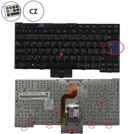Lenovo ThinkPad X201i 3680 Klávesnice pro notebook - CZ + doprava zdarma + zprostředkování servisu v ČR