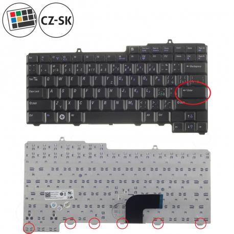 Dell Latitude D530 Klávesnice pro notebook - americká - US + zprostředkování servisu v ČR