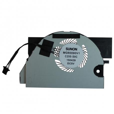 Acer Aspire V17 VN7-791G-74SH Ventilátor pro notebook - 4 piny + zprostředkování servisu v ČR