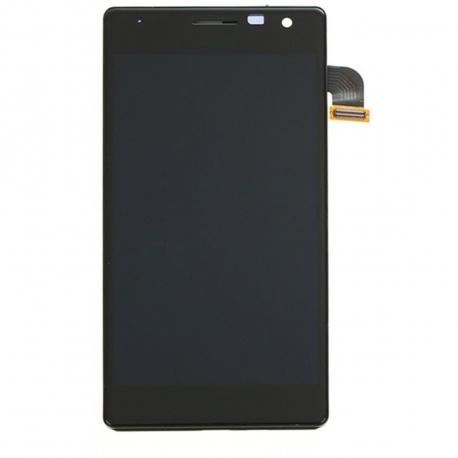 Nokia Lumia 730 Displej s dotykovým sklem pro mobilní telefon + doprava zdarma + zprostředkování servisu v ČR