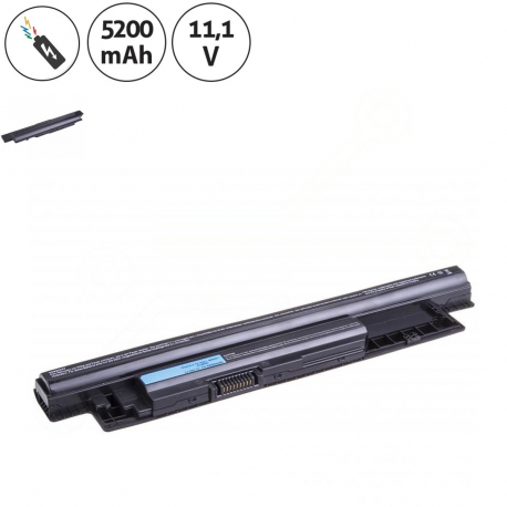 Dell Inspiron 15 3537 Baterie pro notebook - 5200mAh 6 článků + doprava zdarma + zprostředkování servisu v ČR