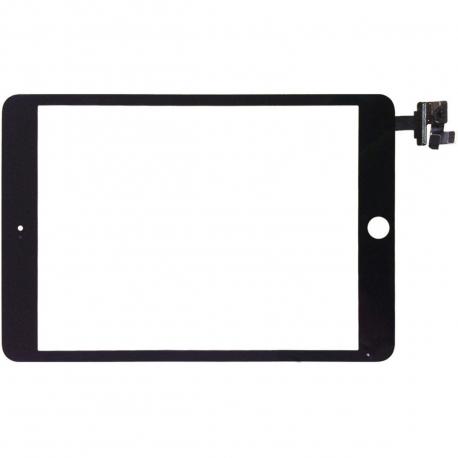 Apple iPad mini 3 A1599 Dotykové sklo pro tablet - černá černá + doprava zdarma + zprostředkování servisu v ČR