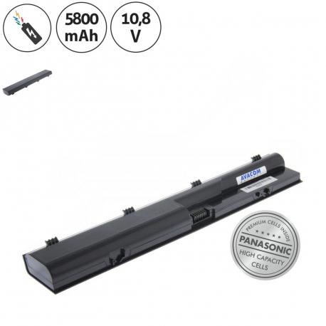 HP ProBook 4530s Baterie pro notebook - 5800mAh 6 článků + doprava zdarma + zprostředkování servisu v ČR