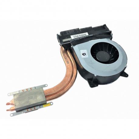 Asus G750JH Ventilátor s chladičem pro notebook + zprostředkování servisu v ČR
