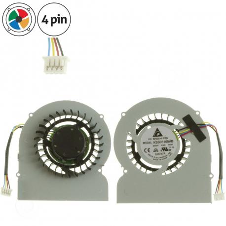 KSB05105HB BD2K Ventilátor pro PC - 4 piny + zprostředkování servisu v ČR