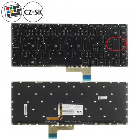 Lenovo IdeaPad Yoga 3 14 Klávesnice pro notebook - CZ / SK + doprava zdarma + zprostředkování servisu v ČR