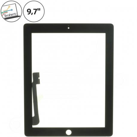 Apple iPad 3 white Dotykové sklo pro tablet - 9,7 černá + doprava zdarma + zprostředkování servisu v ČR