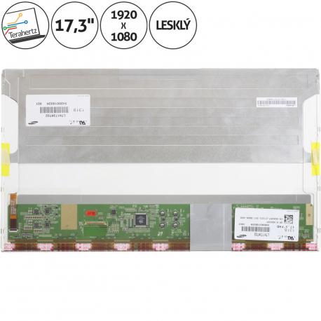 Asus G75VW Displej pro notebook - 1920 x 1080 Full HD 17,3 + doprava zdarma + zprostředkování servisu v ČR
