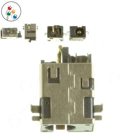 Asus VivoBook S500CA Napájecí konektor - dc jack pro notebook - bez připojovacího kabelu plast + zprostředkování servisu v ČR