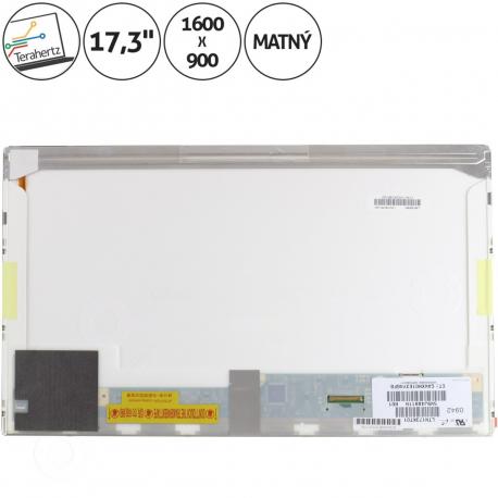 Asus K70AD Displej pro notebook - 1600 x 900 HD+ 17,3 + doprava zdarma + zprostředkování servisu v ČR