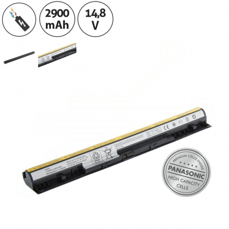 Lenovo IdeaPad G50-70A Baterie pro notebook - 2900mAh 4 články + doprava zdarma + zprostředkování servisu v ČR