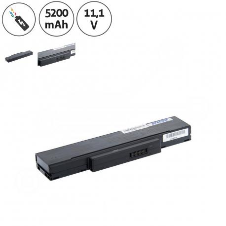 MSI GT640 Baterie pro notebook - 5200mAh 6 článků + doprava zdarma + zprostředkování servisu v ČR