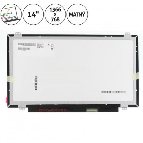 B140XTN03.7 Displej pro notebook - 1366 x 768 HD 14 + doprava zdarma + zprostředkování servisu v ČR